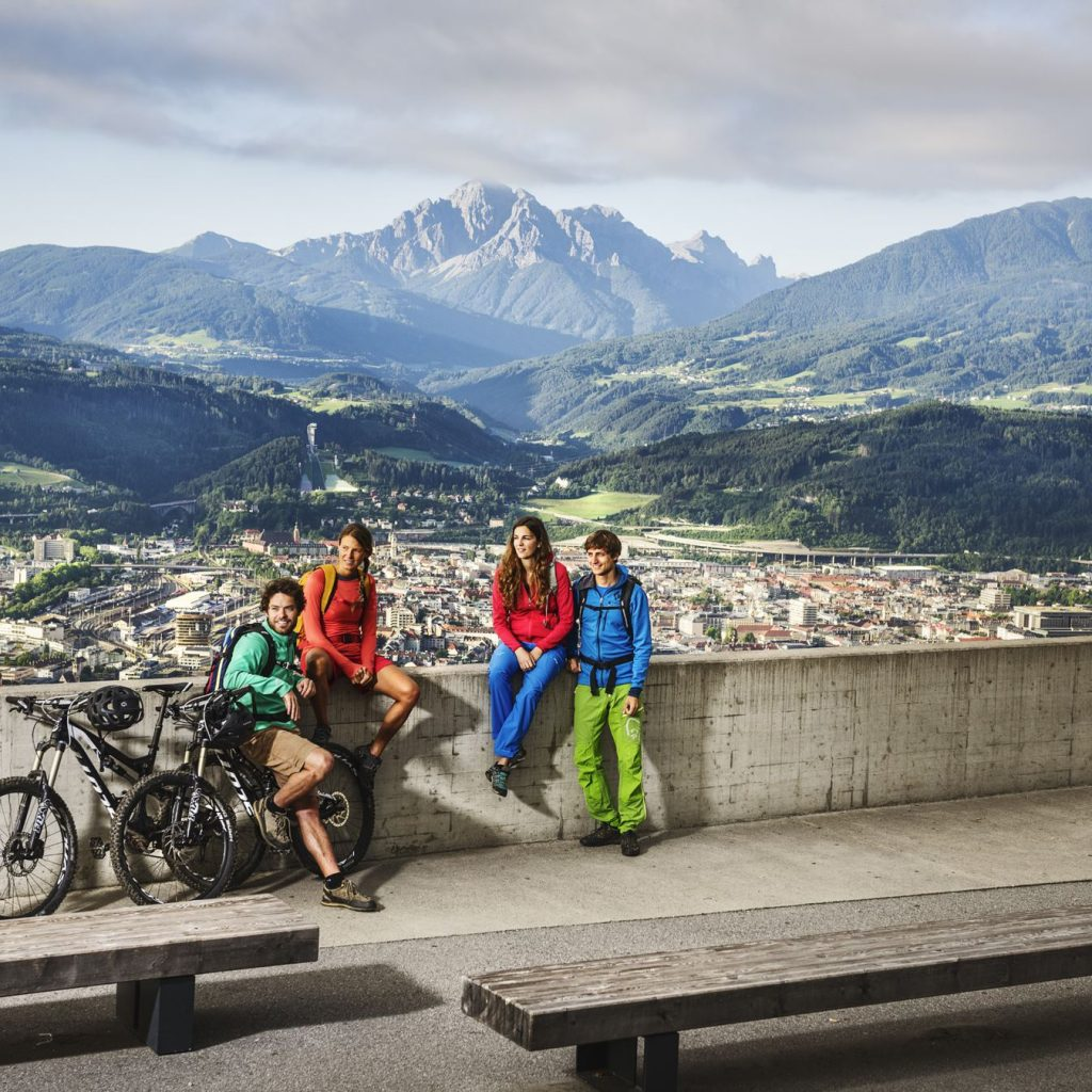 Innsbruck, Hungerburg