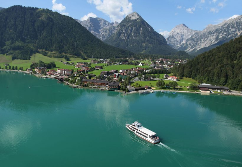 Summer at the Achensee