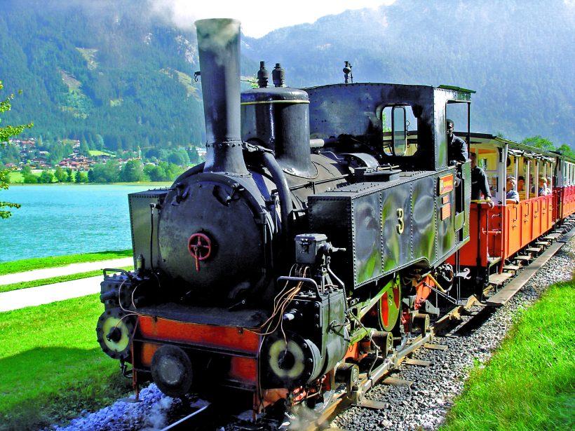 Achensee Steam Cog Railway