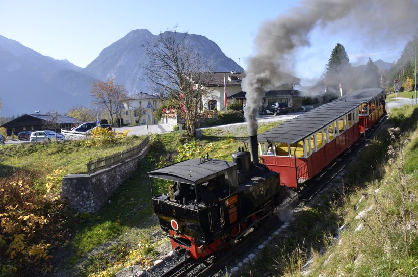 Achensee Steam Cog Railway
