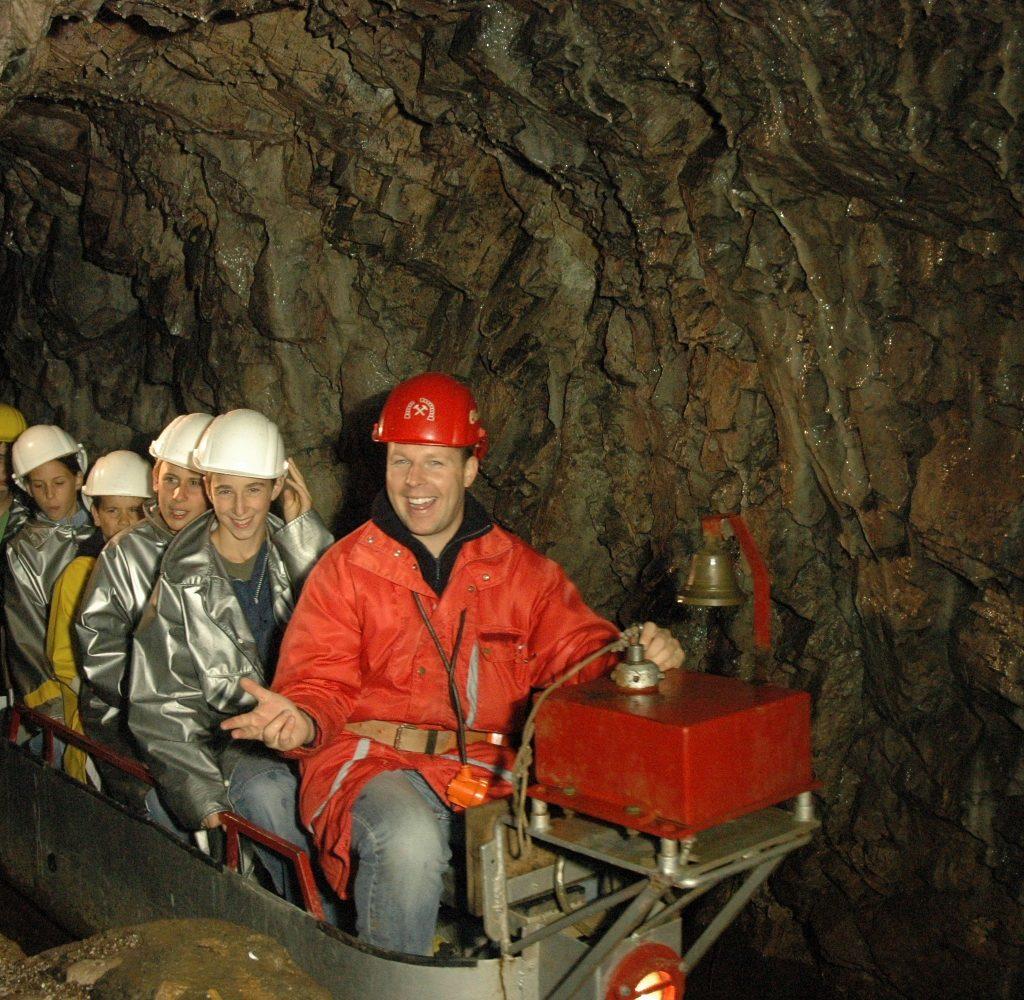 Silver Mine Schwaz