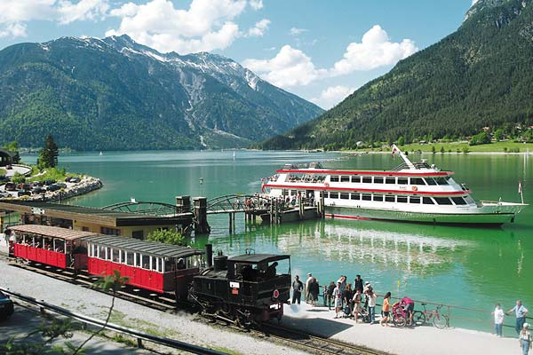 Boat Cruise on the Achensee