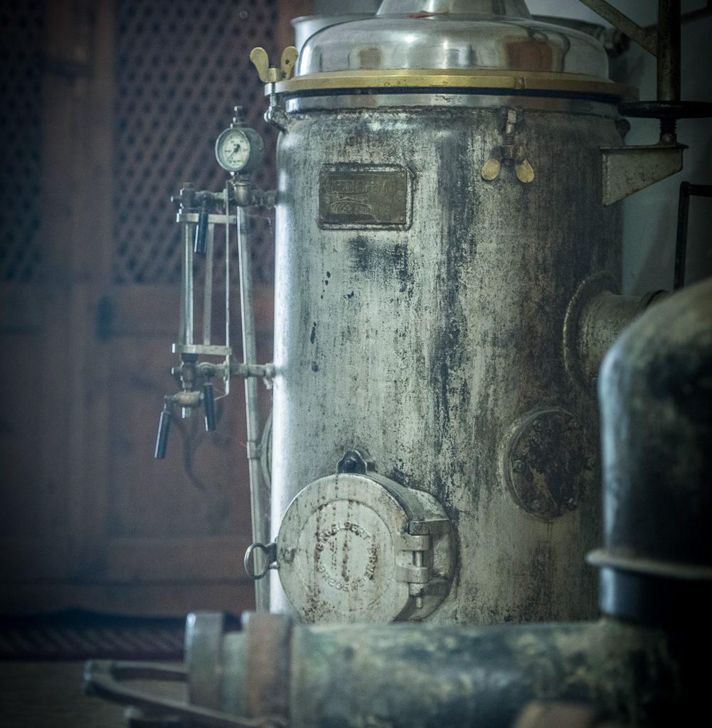 Hotel Plankenhof distillery schnaps