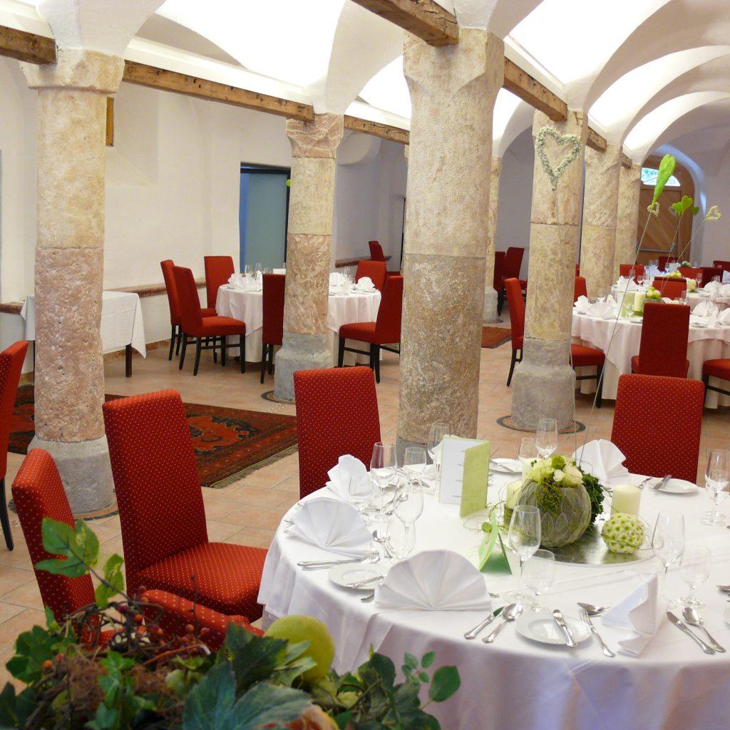 Hotel Plankenhof restaurant
