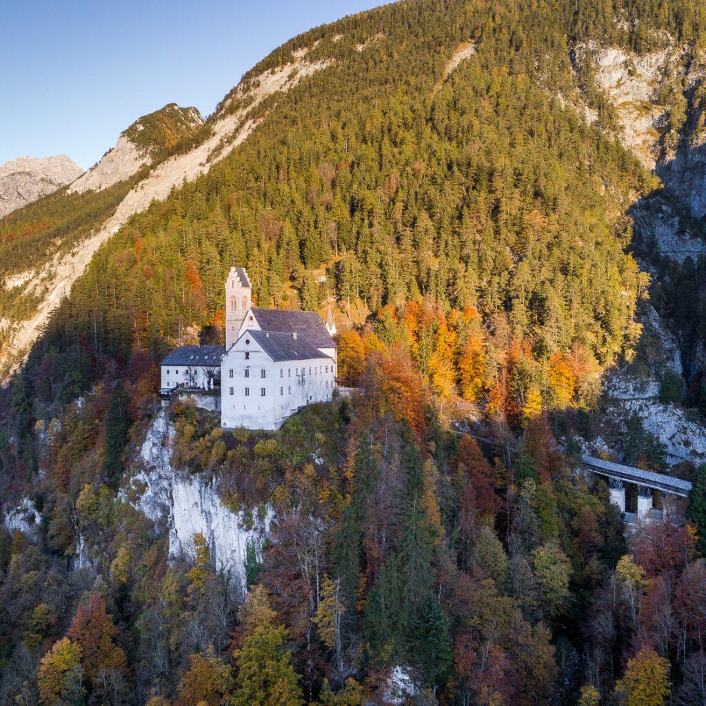 Sankt Georgenberg Karwendl Alps
