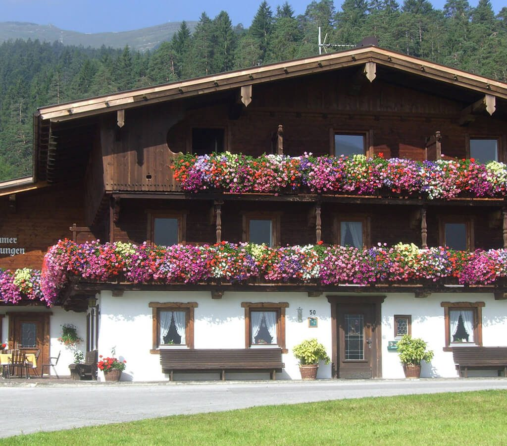summer schrambach holiday hotel